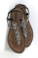 LAZAMANI - Sandal Zebra