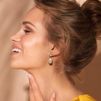 CAROLINE SVEDBOM - Mini Drop Earring