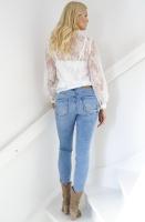 MOS MOSH - Etta Paisley Jeans