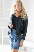 MOS MOSH - Cecily Leather Jacket