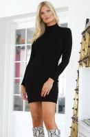 NA-KD - Polo Neck Dress