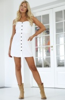 NA-KD - Strap Mini Cotton Dress