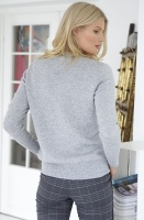 NOTES DU NORD - Jenni Cardigan