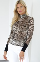 NOTES DU NORD - Libby Blouse Leo