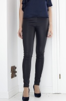 PRIMEBOOTS - Brynn Stretch Leather Pants