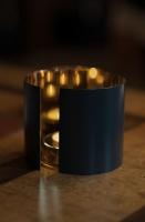 SKULTUNA - Infinity Candleholder Large