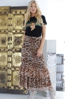 SOFIE SCHNOOR -Long Leo Skirt
