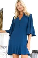 TWINSET - Envers Satin Dress