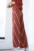 TWINSET - Striped Glitter Pant