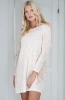 TWINSET - Tunic/Dress with fringes