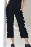 VIKTORIA CHAN - Bibi flared Trousers