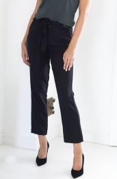 NA-KD - Belted Crepe Pants