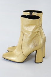 A PAIR - High Heel Party Boot