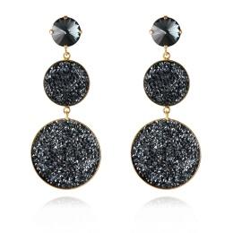 CAROLINE SVEDBOM - Maxime Crystal Rocks Earring