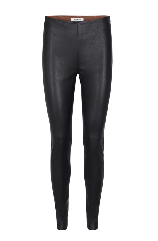 MOS MOSH - Lucille Leather Stretch Legging