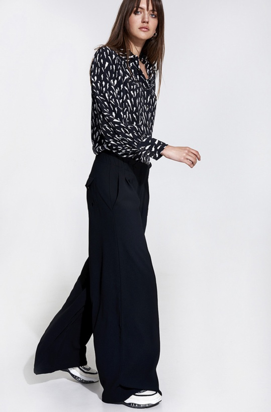 ALIX THE LABEL - Wide Leg Pants