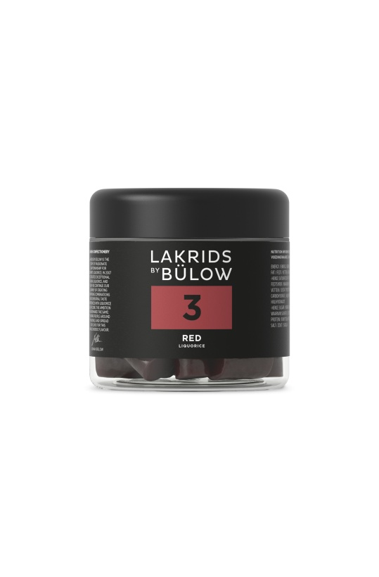 LAKRIDS BY BüLOW - LAKRIDS RED 3 Small