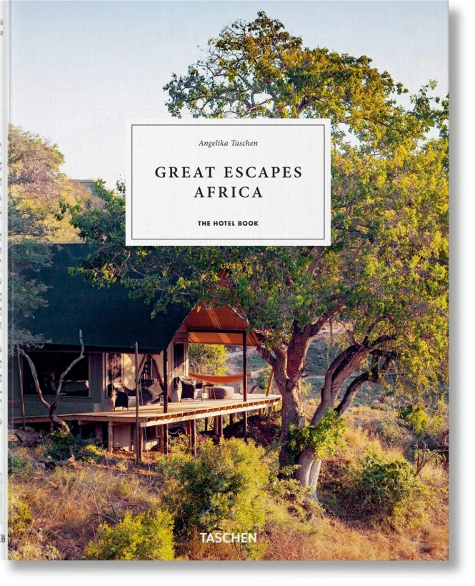 NEW MAGS -Great Escapes Africa