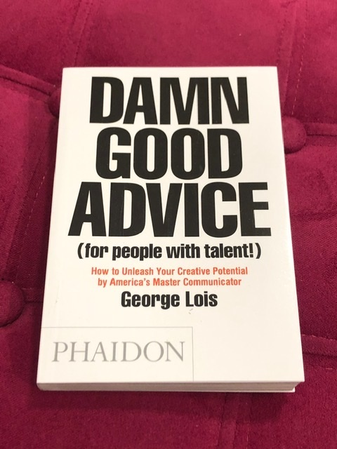 NEW MAGS - Damn Good Advice