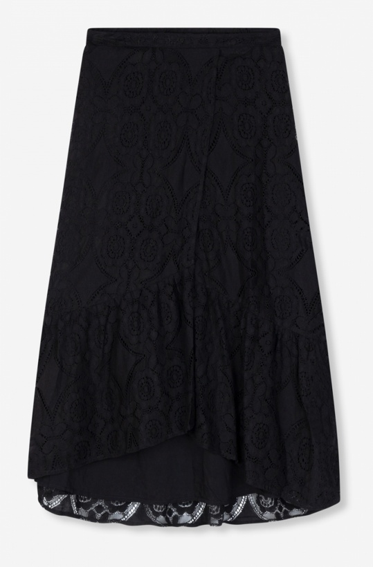 ALIX THE LABEL - Mid Lace Skirt