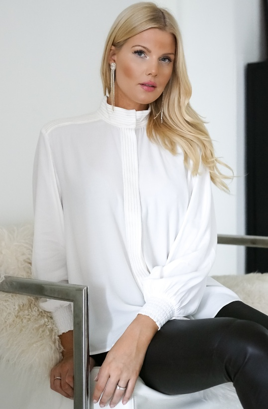 ALIX THE LABEL - Oversized Blouse