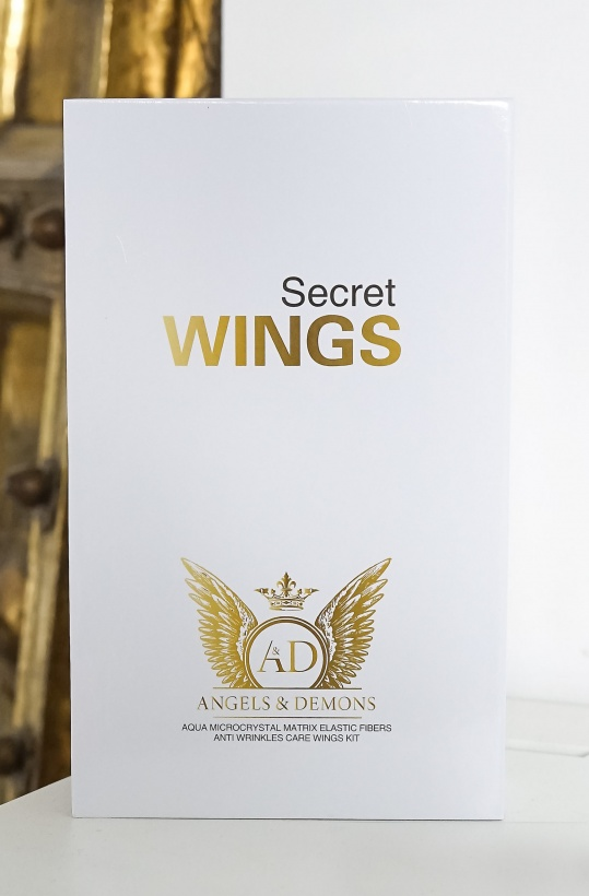 ANGELS & DEMONS - Secret Wings