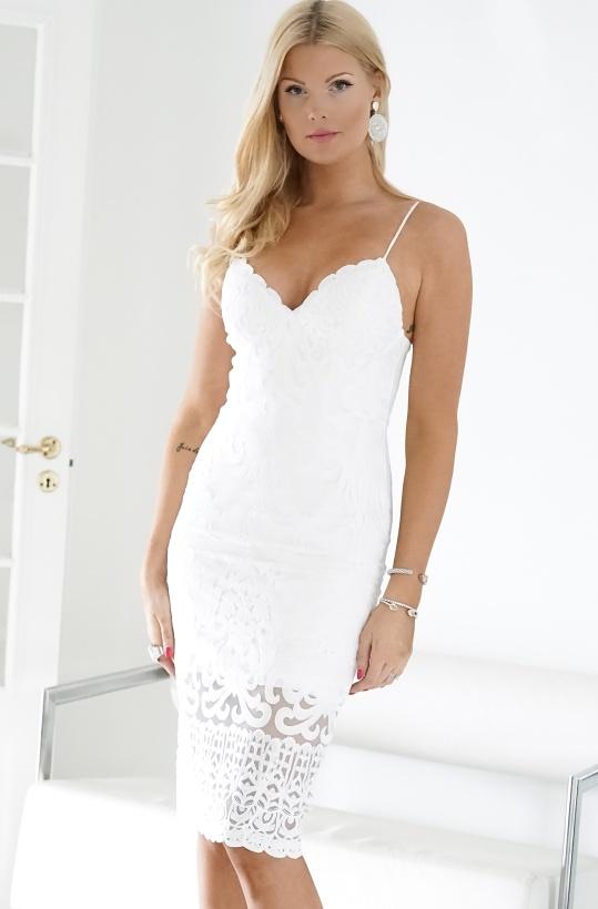 BARDOT - Gia Lace Dress