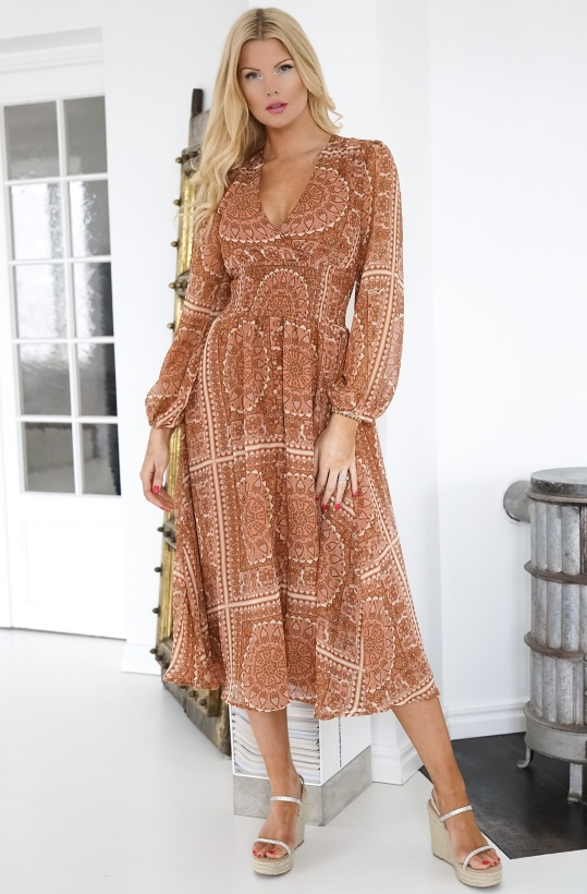 BARDOT - Mara Maxi Dress
