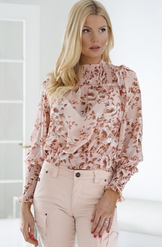 BARDOT - Remi Blouse Floral Peach