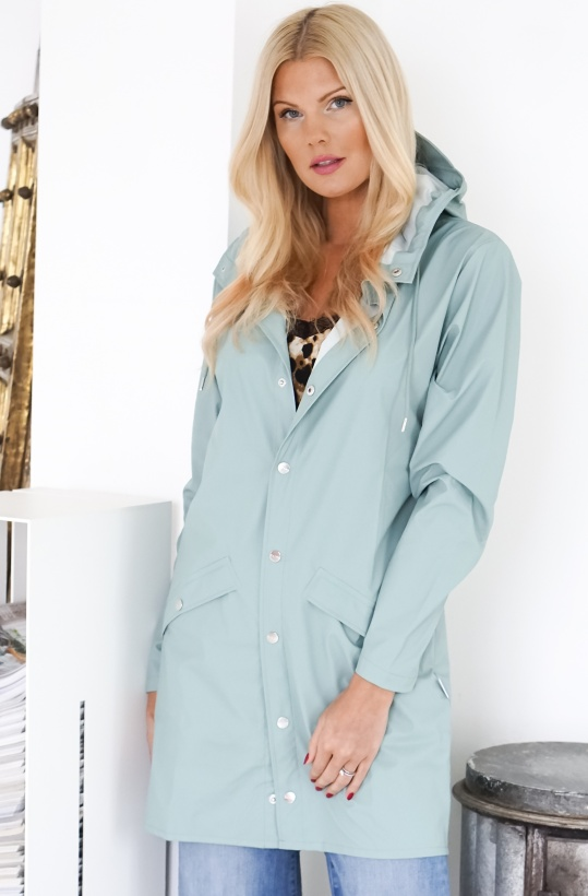 RAINS LONG JACKET 2019
