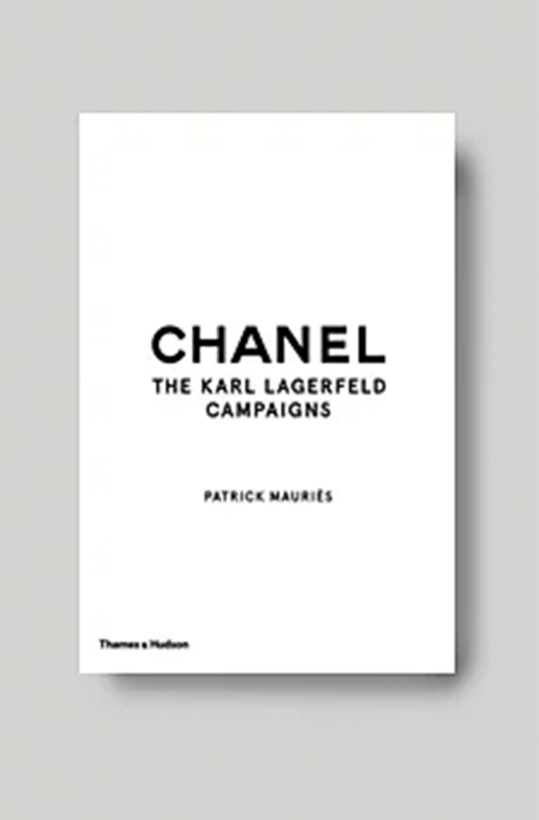 NEW MAGS - Chanel - The Karl Lagerfeld Campains