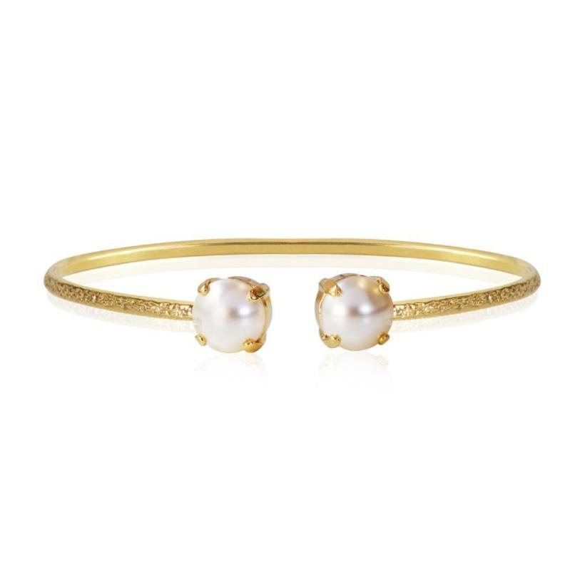 CAOLINE SVEDBOM - Classic Petit Bracelet Pearl