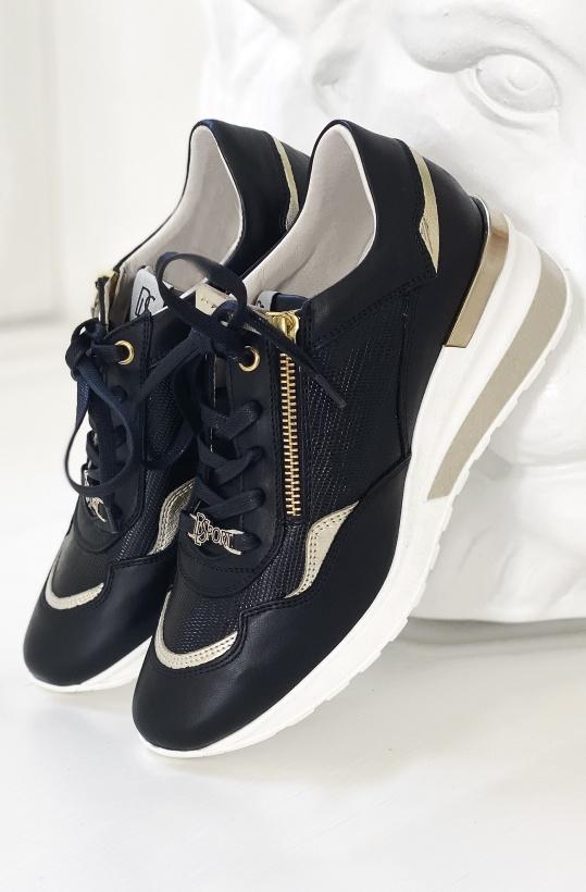 DL SPORT - Black Sneaker 4672