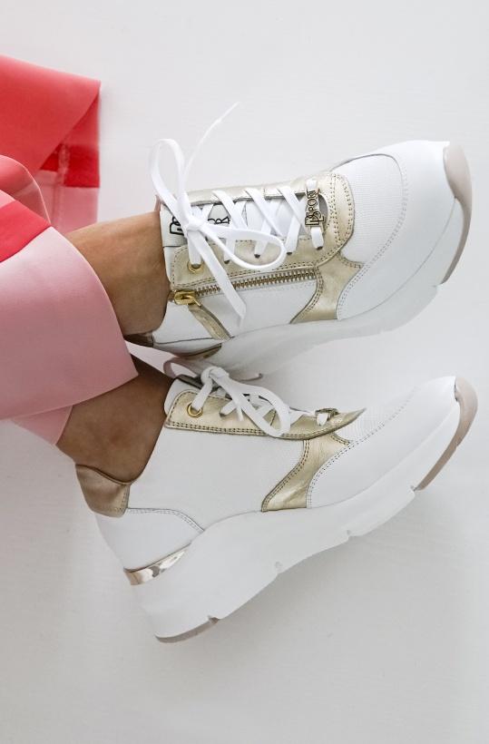 DL SPORT - White Sneaker 4677 Versione 04 APRIL 20