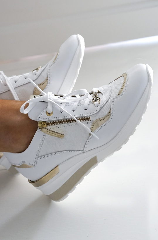 DL SPORT - Sneakers 4672 White March 2020