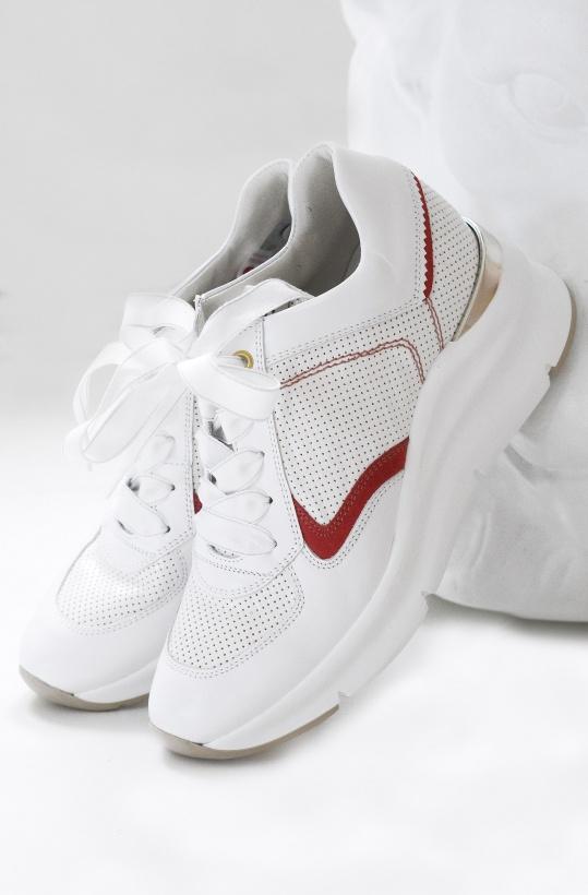 DL SPORT - Sneakers Azalea Bianco 4647 ver 2