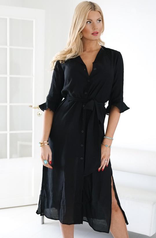 DRY LAKE - Lyone Mid Dress