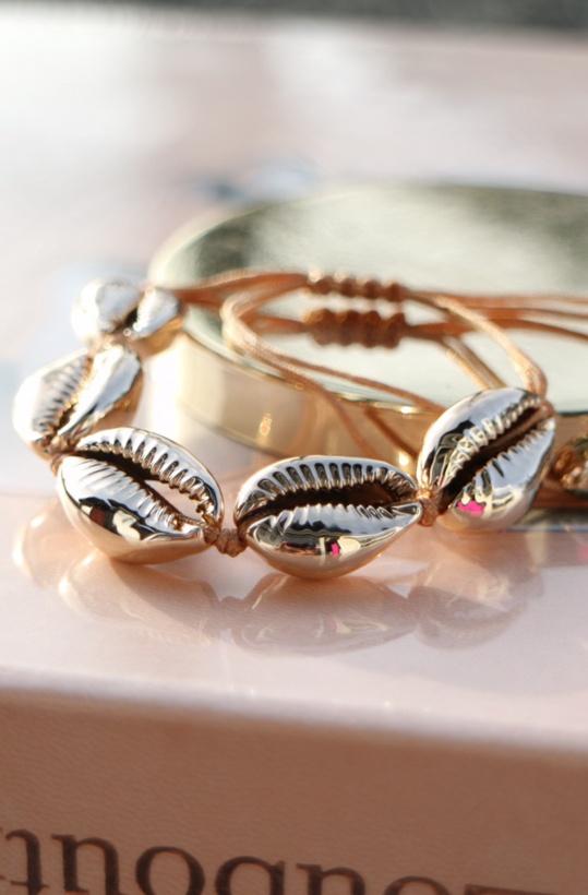 EMM COPENHAGEN - Shell Bracelet