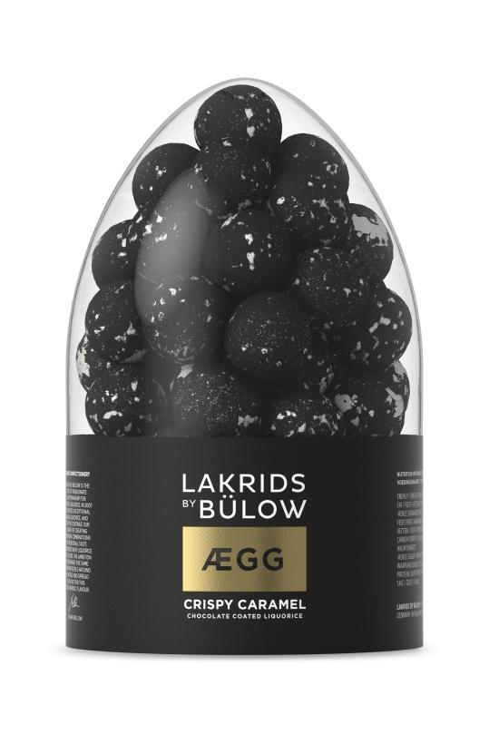 LAKRIDS BY BüLOW - Egg Crispy Caramel