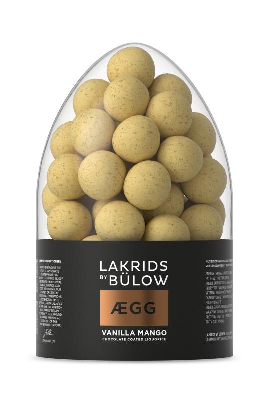 LAKRIDS BY BüLOW - Egg Vanilla Mango
