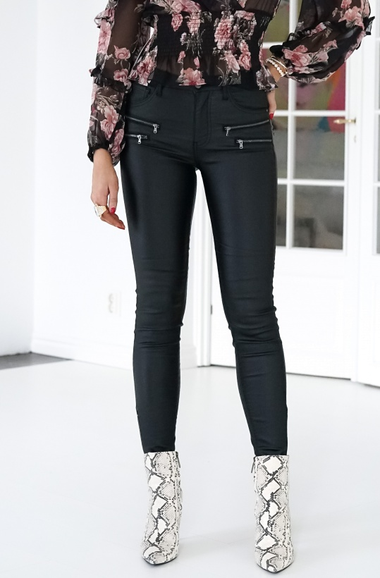 FREEQUENT - Aida Leggings Zippers