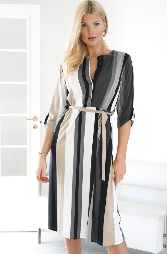 FREEQUENT - Siga Melany Short Dress