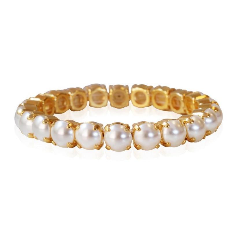 CAROLINE SVEDBOM - Gia Stretch Pearl Bracelet