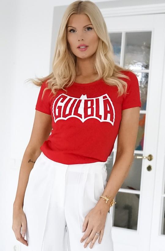 GUL & BLÅ - Logo T-shirt Batman