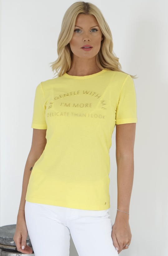 GUSTAV - Be Gentle T-shirt