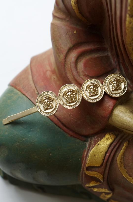 HAIRCLIP - PINS for Hair COIN