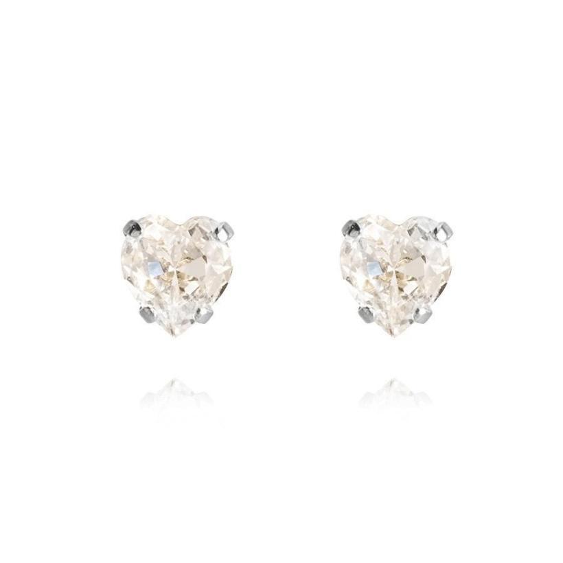 CAROLINE SVEDBOM - Heart Stud earring