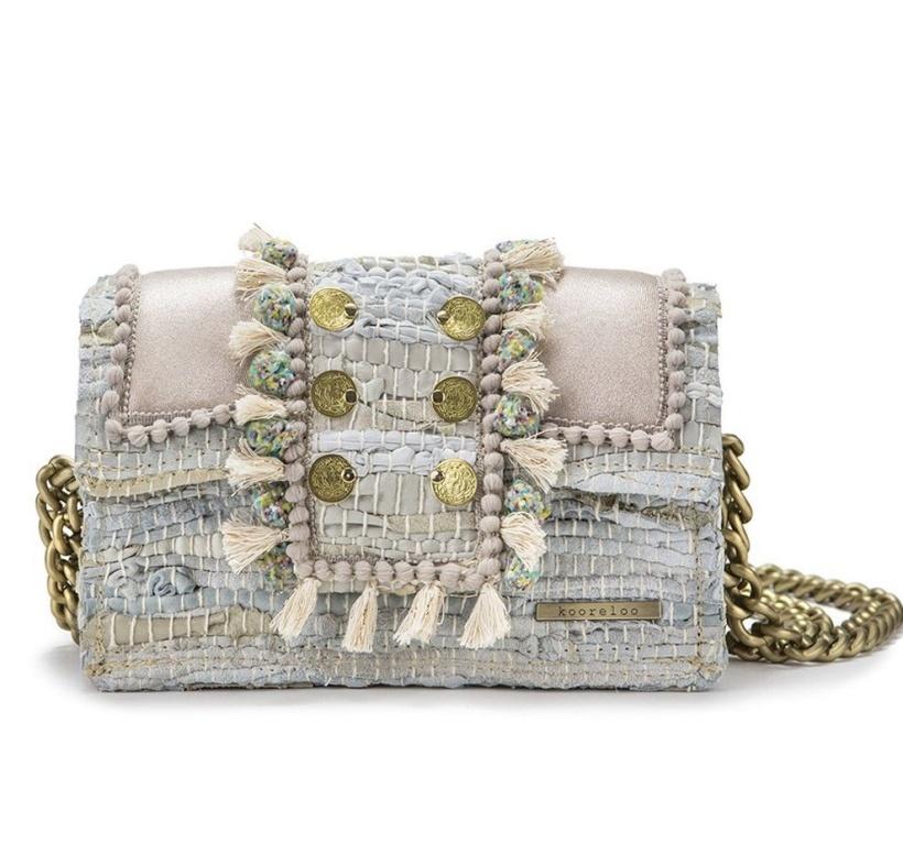 KOORELOO - Hollywood Babe Bag Beige