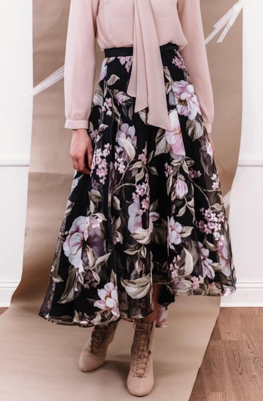 IDA SJÖSTEDT - Gardenia Skirt
