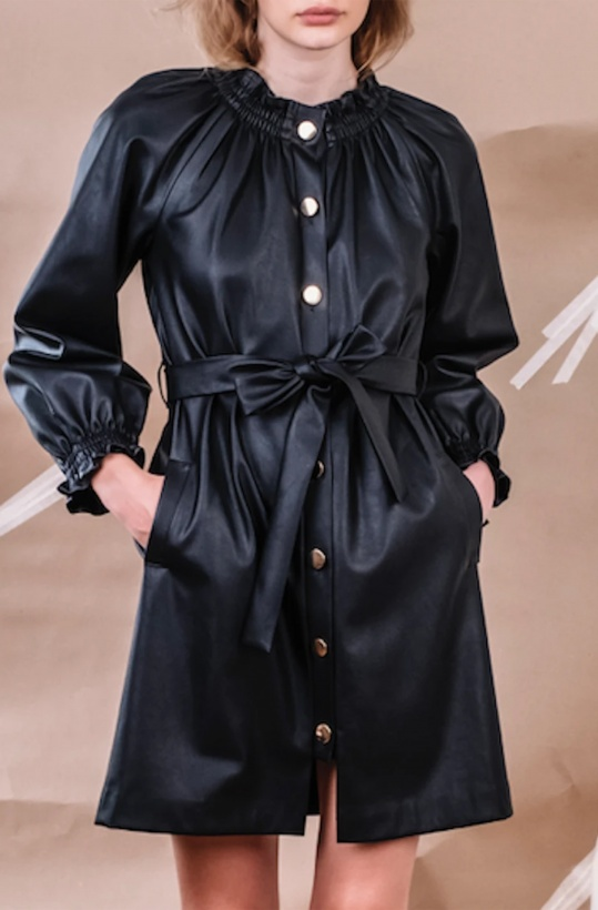 IDA SJÖSTEDT - Josephine Coat Dress